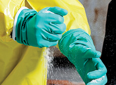Kimyasal İş Eldivenleri