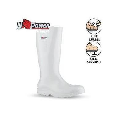 U Power İthal İş Çizmesi Clean S4 Src