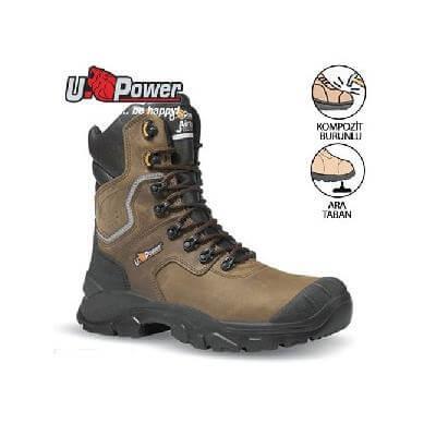 U Power İthal İş Ayakkabıları Calgary S3 Src