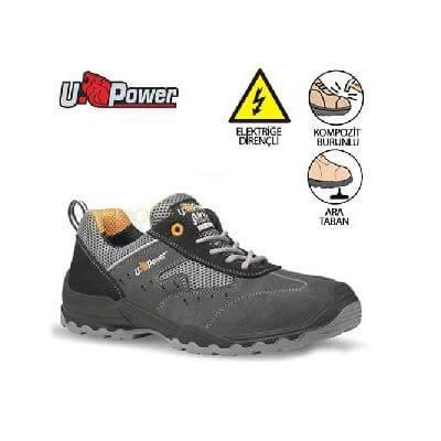U Power İthal İş Ayakkabısı Brezza S1P Src