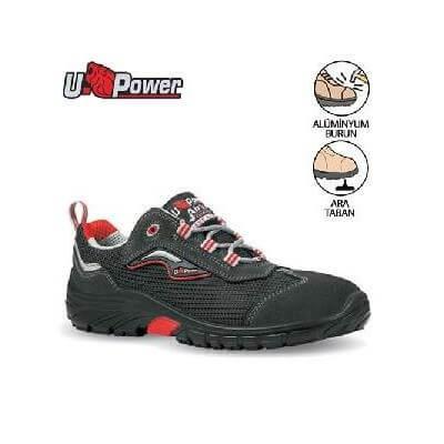U Power İthal İş Ayakkabısı Demon Grıp S1P SRC