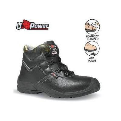 U Power İthal İş Ayakkabısı Jena S3 Src