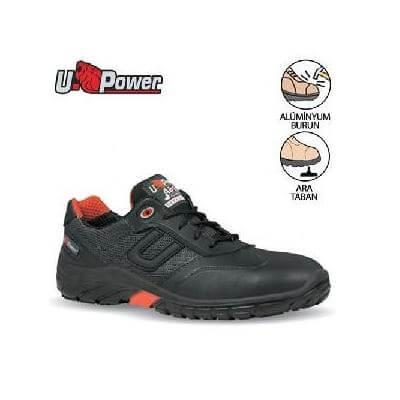 Upower İthal Ayakkabı Equipe Grip S1P SRC