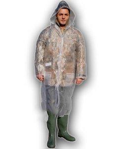 tek kullanımlık yağmurluk